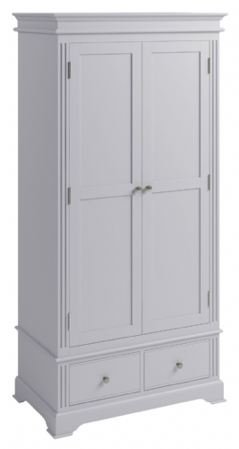 Petworth 2 Door Combi Wardrobe